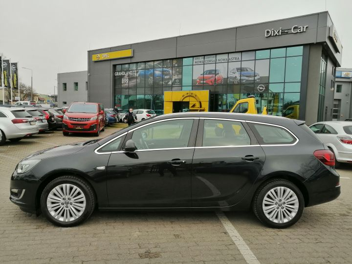 Opel Astra IV 1,4 Turbo 140KM Automat COSMO