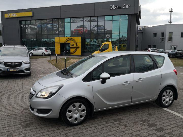 Opel Meriva 1.6 CDTI  Niski Przebieg Serwis ASO
