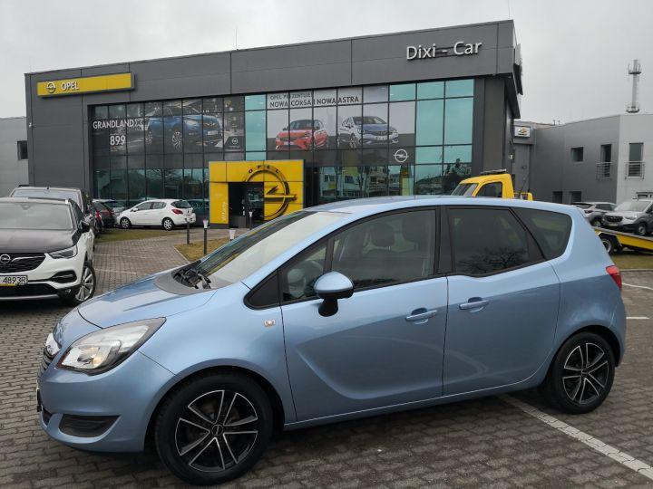 Opel Meriva 1.4 Turbo FABRYCZNE LPG NAVI KLIMA AUTO