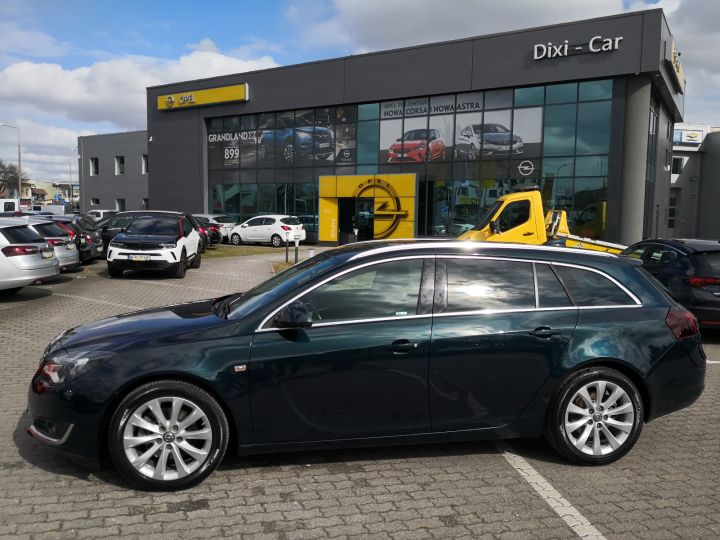 Opel Insignia 2,0 CDTI 170KM, Cosmo, Kombi, Vat23%