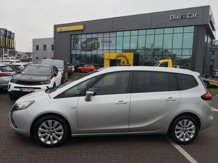 Opel Zafira C 1.4T Automat Skóra Serwis ASO Gwarancja