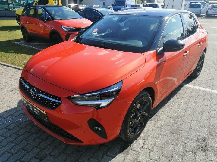 Opel Corsa F 1,2 benzyna 100KM, Elegance, martwe pole