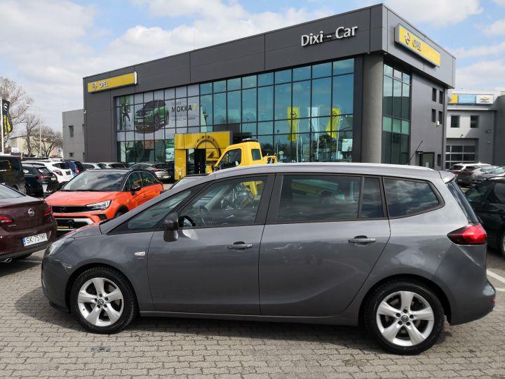 Opel Zafira C 2.0cdti Automat Xenon Serwis ASO Gwarancja