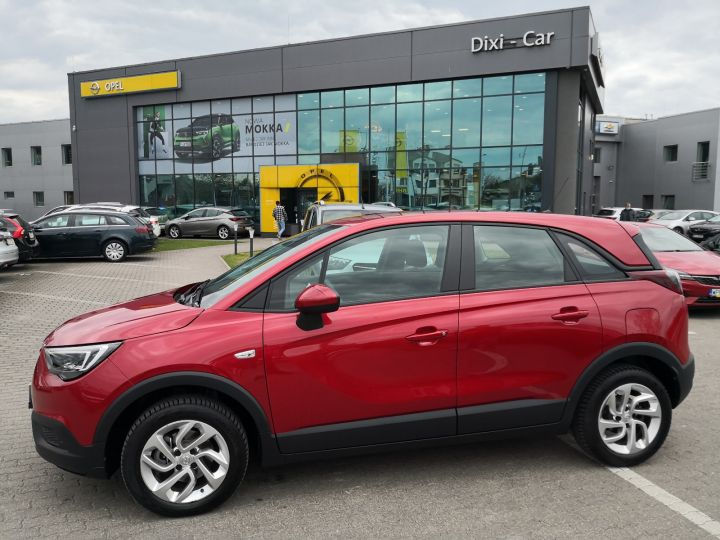 Opel Crossland X 1,2 Turbo 130KM, Automat, Salon PL