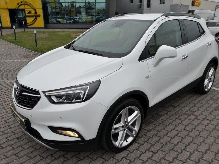 Opel Mokka X 1,4 Turbo 140KM, Elite, Automat, Ledy, Skóra
