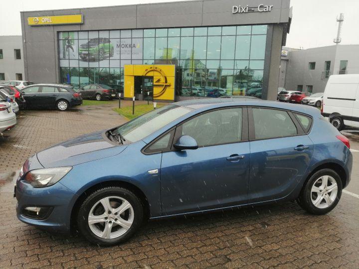 Opel Astra 1.4T Energy Bogata Opcja Serwis ASO Gwarancja