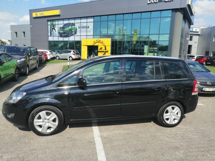 Opel Zafira B 1.7cdti 125KM Navi Climatronic Serwis ASO Bezwypadkowa