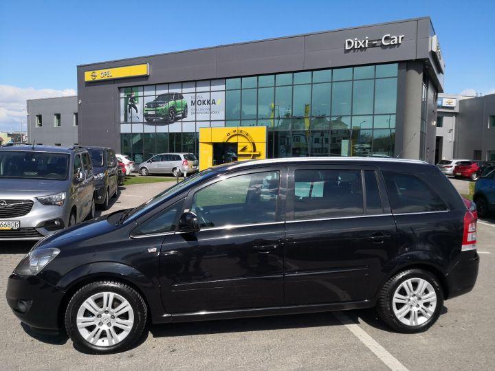 Opel Zafira 1.7 cdti 110KM Climatronic Niski Przebieg Serwis ASO Gwarancja