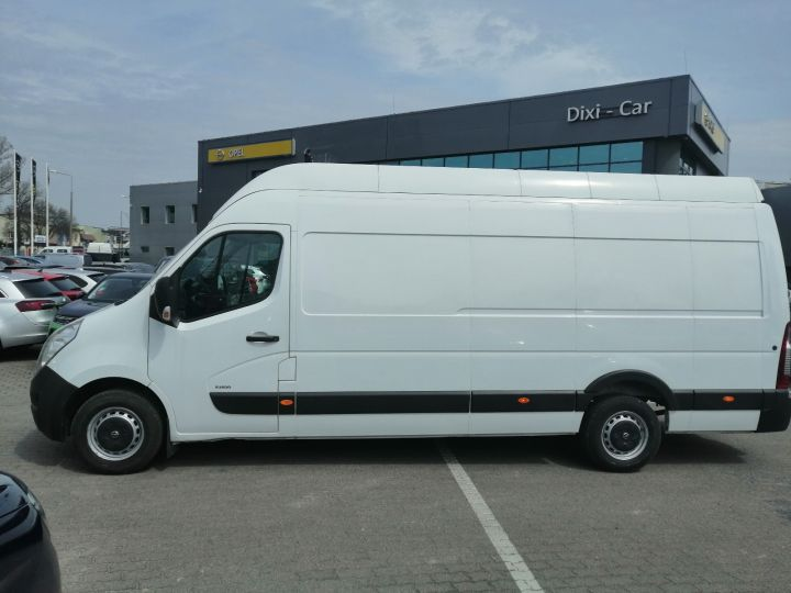 Opel Movano 2.3 145KM L4H3 Serwis ASO Gwarancja Vat23%