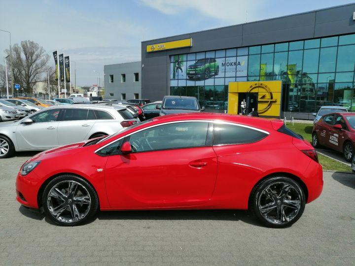 Opel Astra GTC 1.6 T Innovation Skóra Navi Xenon Serwis ASO