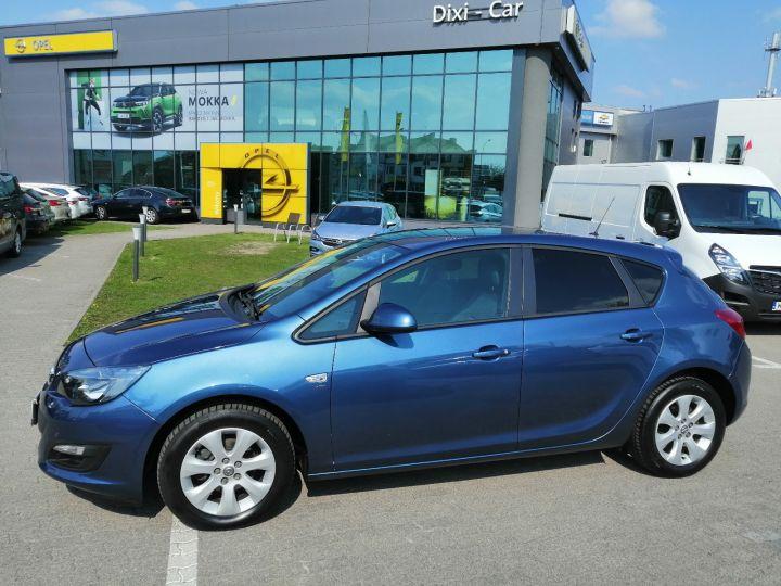 Opel Astra IV 1.4T 140KM  Klimatronic kolor ekran Niski Przebieg Seriws ASO