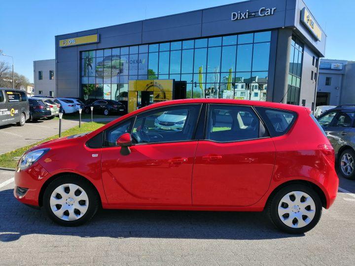 Opel Meriva 1.4 16V Niski Przebieg Serwis ASO Bezwypadkowy Gwarancja