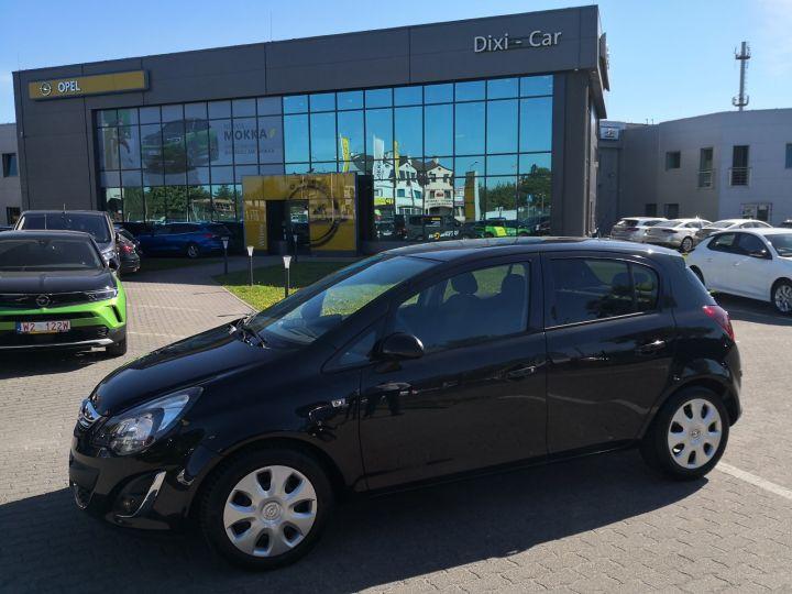 Opel Corsa D 1.4 Sport Fotele Czujniki Bluetooth Niski Przebieg Serwis ASO Gwara