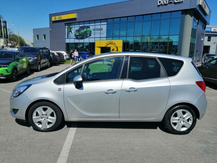 Opel Meriva 1.4 T 120 KM Seriws ASO Gwarancja