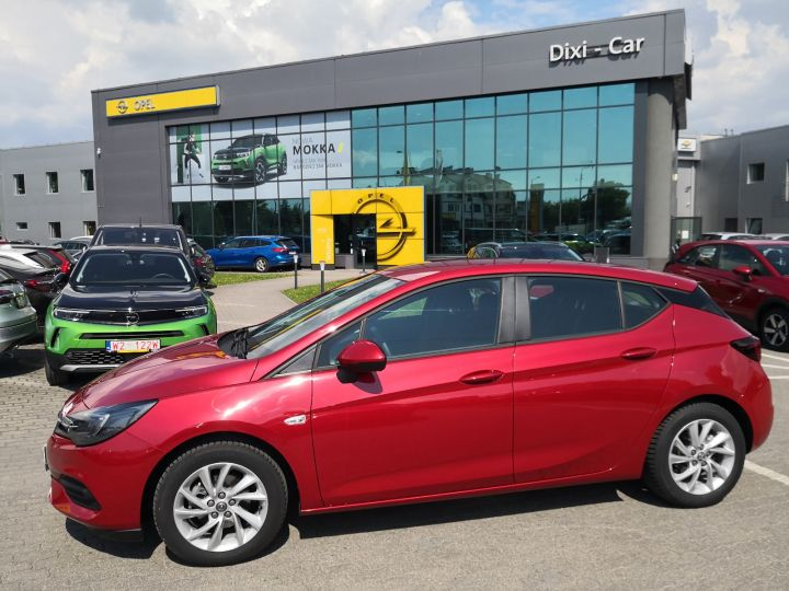 Astra V 1,2 benzyna 145KM, Edition, VAT23%