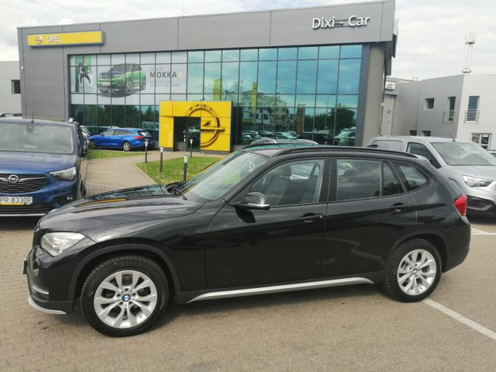 BMW X1 xDRIVE 2.0D NAVI SKÓRY XENON PIĘKNA