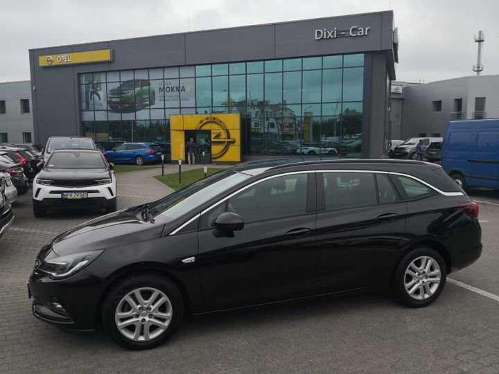 Opel Astra V Sports Tourer 1,4 150KM Enjoy+Business+Zimowy, NAVI Vat23%