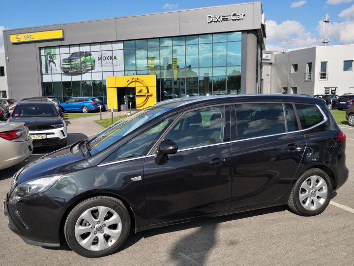Opel Zafira C 1.4T  Serwis ASO Navi Gwarancja