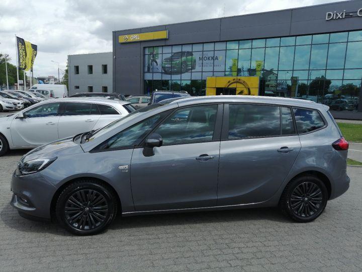 Opel Zafira C Lift 1.6T Benzyna Kolor Ekran Kamera 7osobowa Serwis ASO Gwarancja