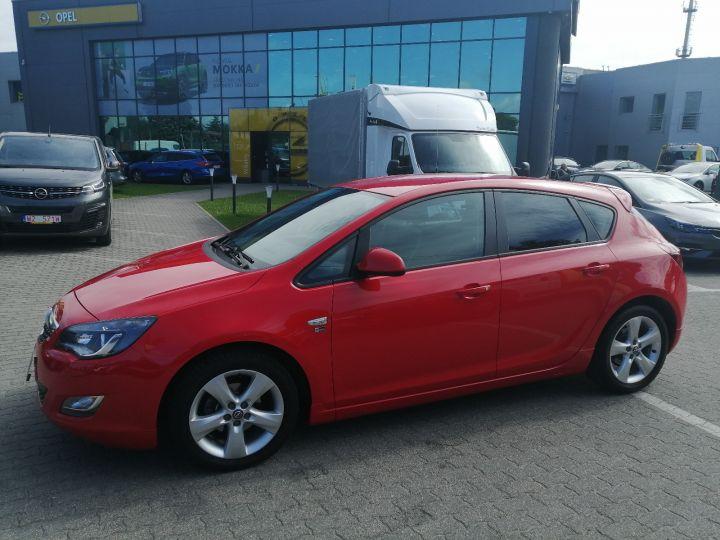 Opel Astra IV 1,4 Turbo 140KM, OPC Line, BiXenon, półskóra, pakiet zimowy