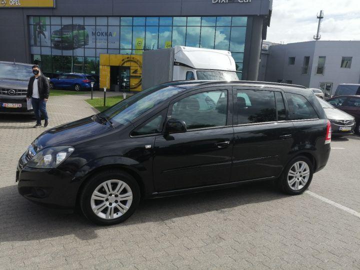 Opel Zafira B 1,8 140KM, 7 osób, niski przebieg