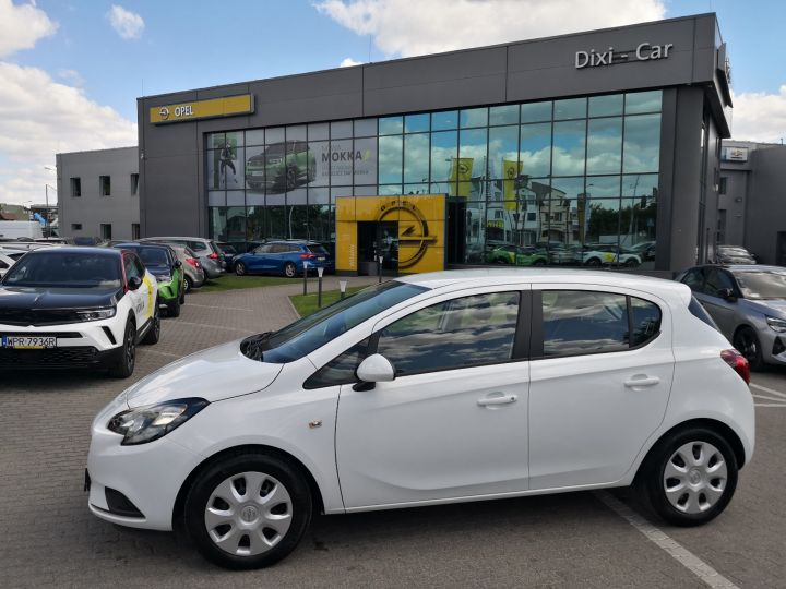 Opel Corsa E 1,4 benzyna 90KM, pakiet zimowy, bluetooth