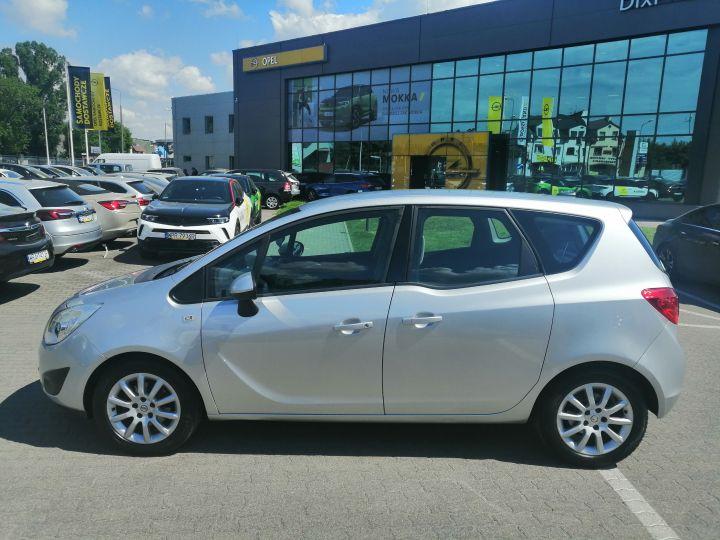 Opel Meriva 1.4 T 120 KM  Navi Bluetooth