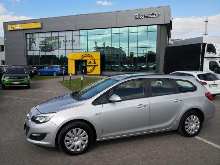 Opel Astra IV kombi 1.4Turbo LIFT Serwis ASO Gwarancja