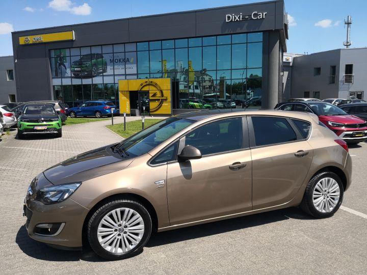 Opel Astra IV 1,4 Turbo 140KM, niski przebieg, serwis ASO