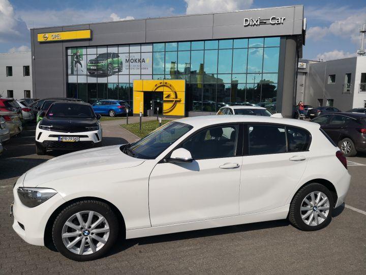 BMW 116i F20, 1,6 benzyna 136KM podgrzewane fotele, klima auto, niski przebieg