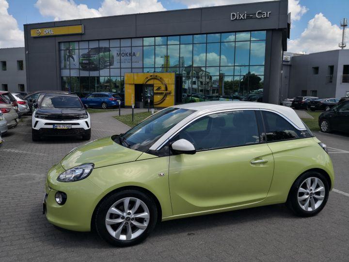 Opel Adam Jam 1,2 benzyna 70KM, salon PL