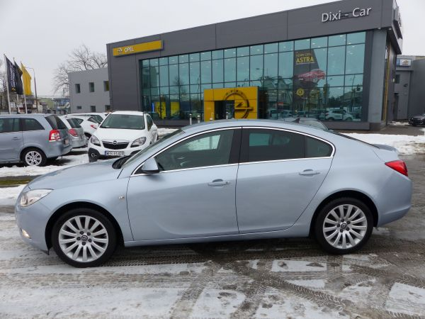 Opel Insignia 5dr 2,0 CDTI, Navi, 2012r