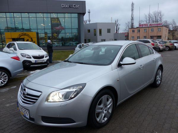 Opel Insignia 1.6 Turbo Salon Polska Xenon Vat23%