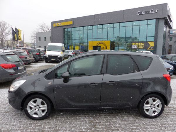 Opel Meriva B 1,4 Turbo 2011r Enjoy