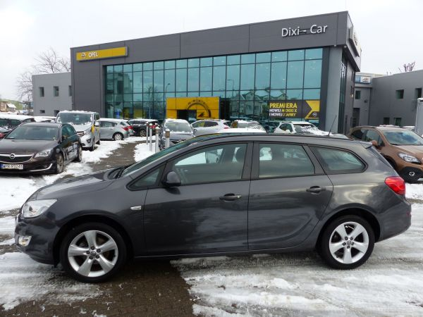 Opel Astra IV Spots Tourer 1,4 Turbo, 2011r