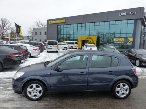 Opel Astra III 1,6 16V 115KM, 5DR