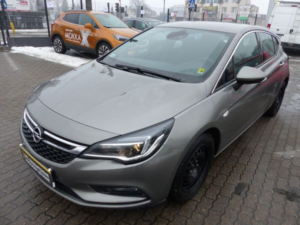 Opel Astra V 1,4 Turbo 150KM Dynamic, Salon Polska