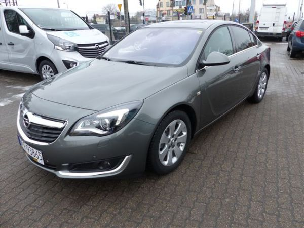 INSIGNIA EXECUTIVE 2.0 170KM AT6 SEDAN