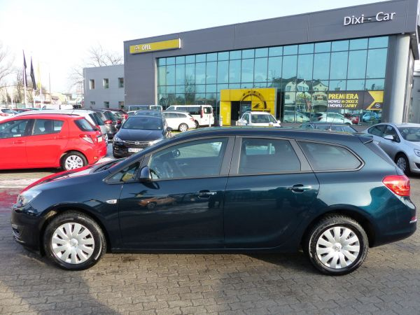 Opel Astra IV Sports Tourer 1,4 Turbo, 2014r