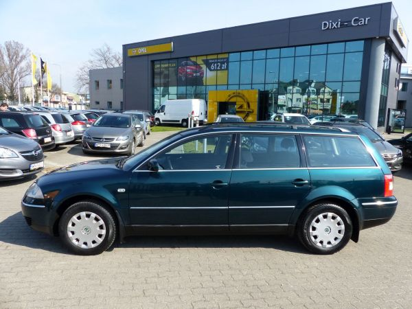VW Passat B5 FL 1,9 TDI 130KM, Salon Polska, Highline