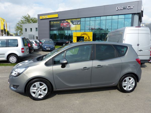 Opel Meriva B 1,4 Turbo 120KM Salon PL, Vat23%
