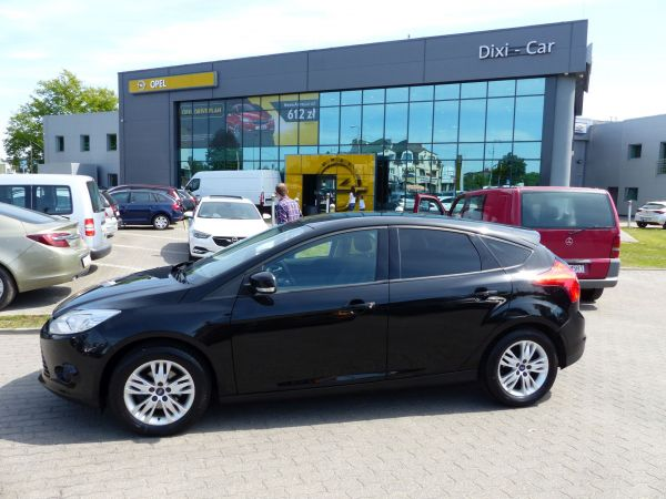 Ford Focus III Trend 1,6 125 KM, 2012r. 5DR