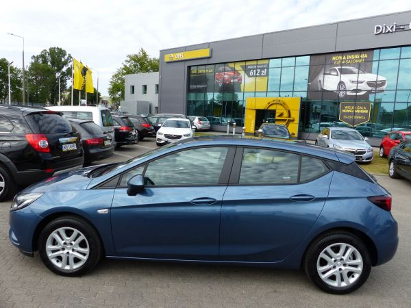 Opel Astra V 1,4 Turbo 125KM, Enjoy+Business,Salon PL,Vat23