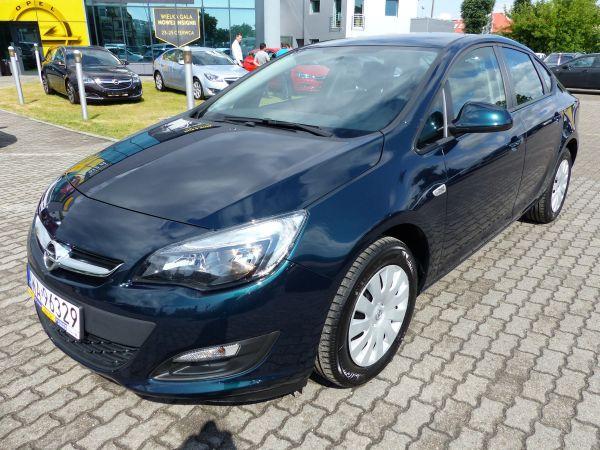 Opel Astra IV 1.6 16v SEDAN Jak Nowa Gwarancja Fabryczna