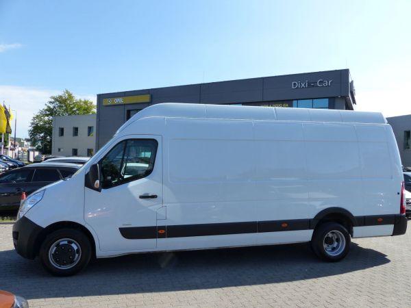 Opel Movano L4H3 2,3 CDTI 125KM, 2016, Salon PL, Vat23%