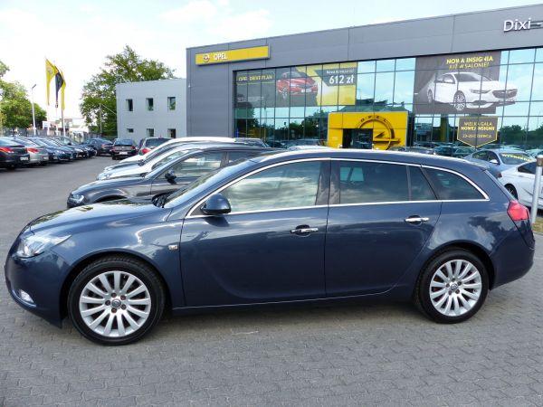 Opel Insignia 2,0 CDTI 160KM, Cosmo, Sports Tourer