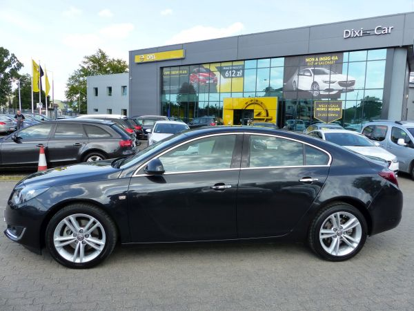 Opel Insignia Facelift Cosmo 2,0 CDTI 163KM, Automat, Skóry, Navi, 5DR