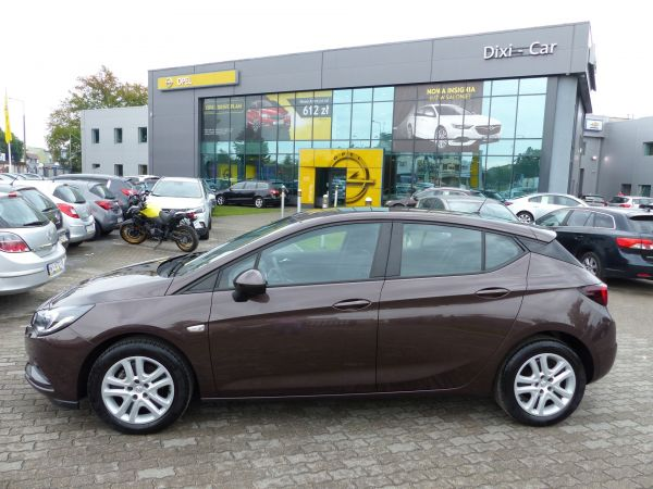 Opel Astra V 1,4 Turbo 125KM,Enjoy+Business, Salon PL,Vat23%
