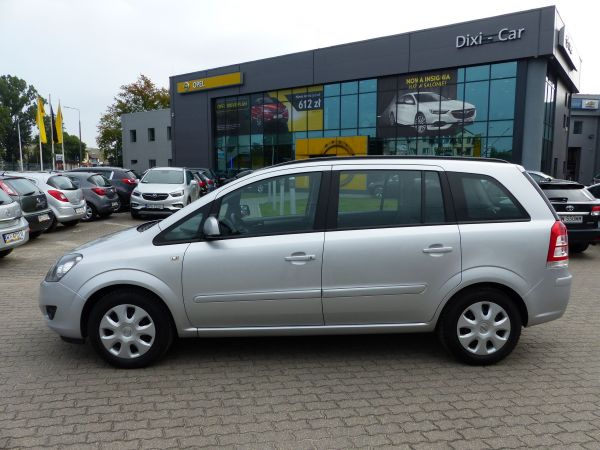Opel Zafira B 1.8 140KM Automat Serwis ASO Gwarancja