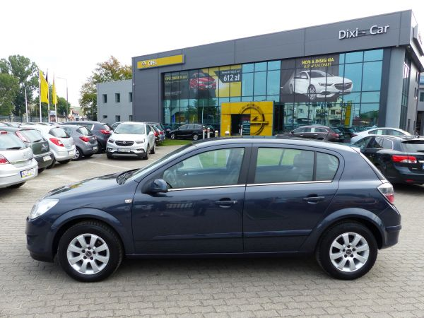 Opel Astra III 1.6 16v Cosmo Automat Serwis ASO Gwarancja